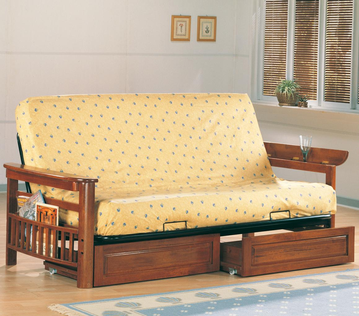 base double futons itm bed futon frame or sofa wooden single only