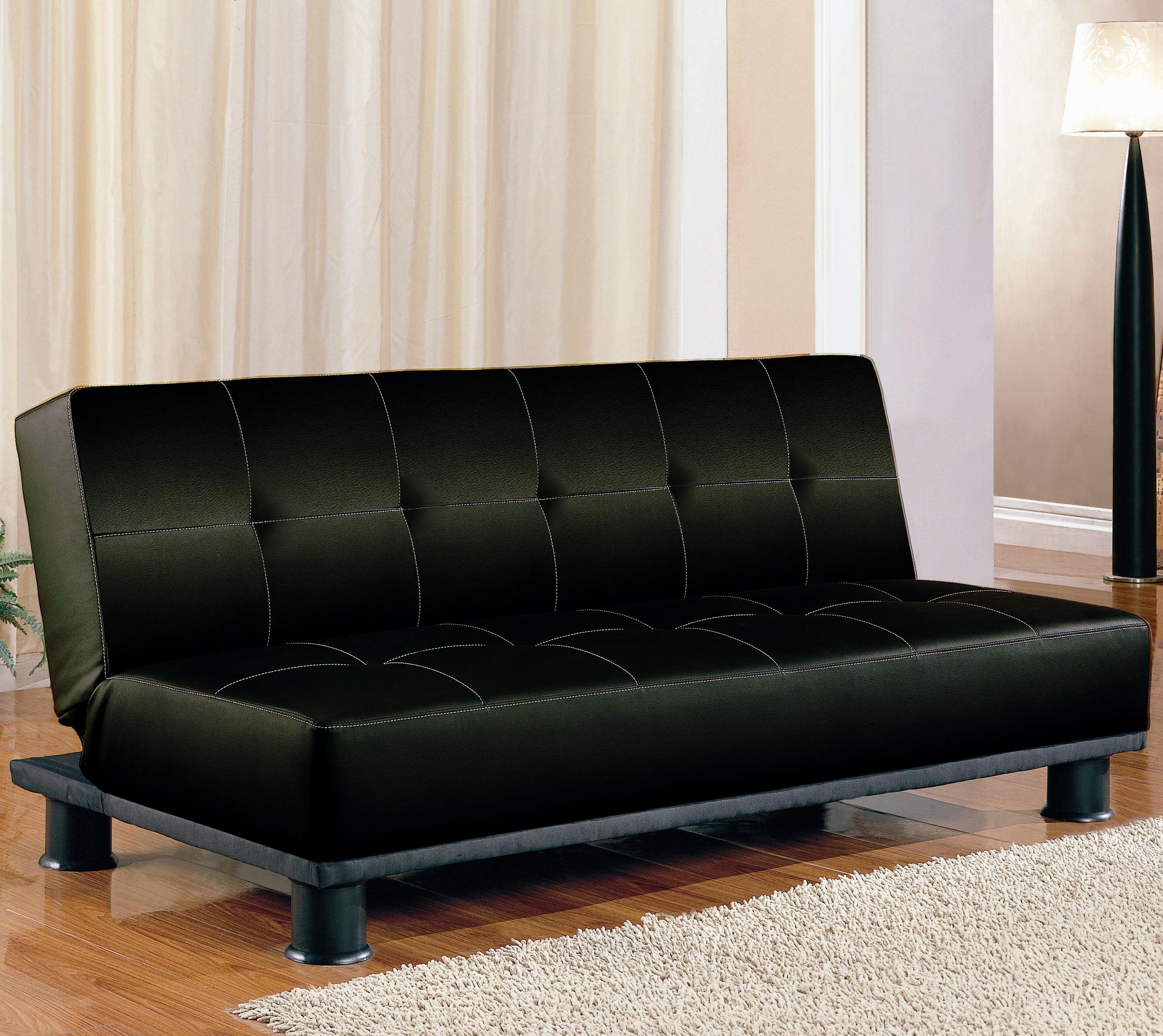 bed beds contemporary styled futon products with and coaster futons item number sleeper sofa
