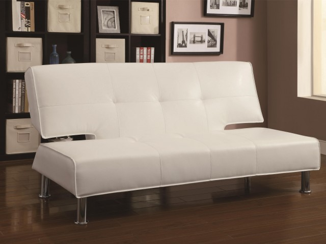 Adjustable Armless Sofa Bed