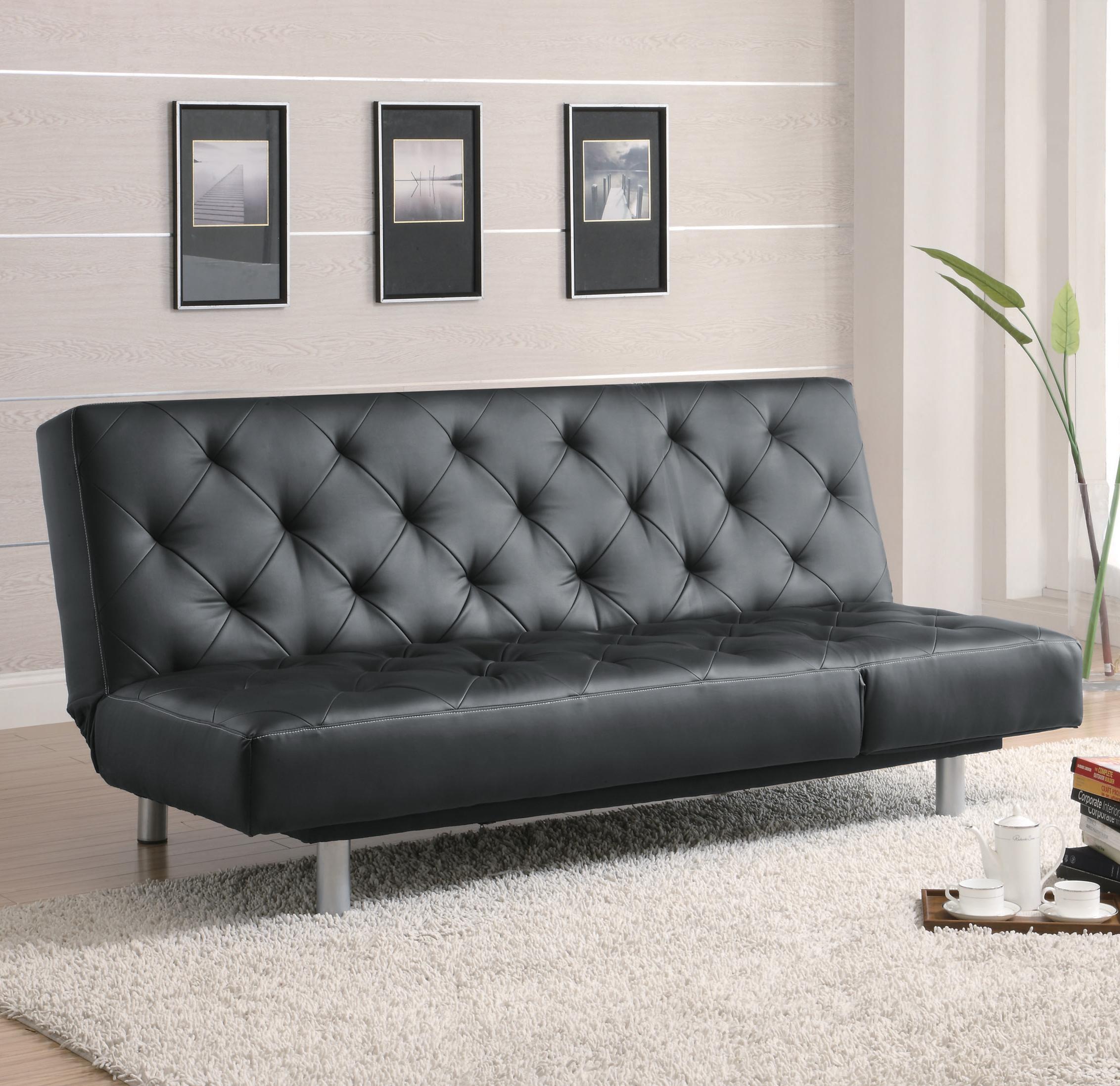 city contemporary bed armless futon big sofa beds convertible
