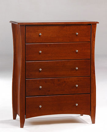 Clove 5-Drawer Dresser